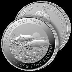 Dollar des Dauphins 2021