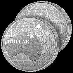 Dollar Argent Pur...