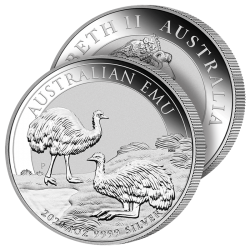Dollar Émeu d'Australie