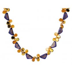 Collier Spirales Gustav Klimt