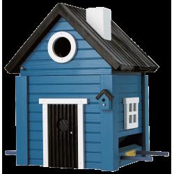 La Fameuse Maison Bleue