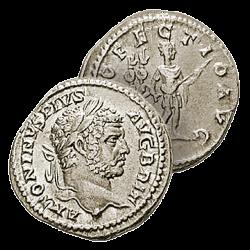Denier de Caracalla...