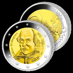 2 Euros Saint-Marin 2016 –...
