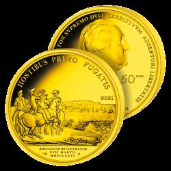 50€ Or Pur Washington