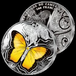 Monnaie Papillon 2021
