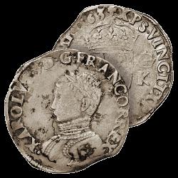 Le Teston de Charles IX