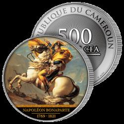 500 Francs Argent Napoléon...