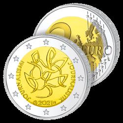 2 Euros Finlande 2021 –...