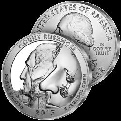 Monnaie Géante Dakota du Sud