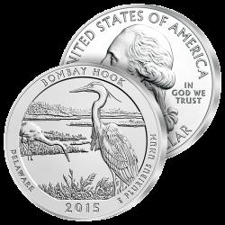 Monnaie Géante Delaware