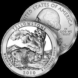 Monnaie Géante Wyoming