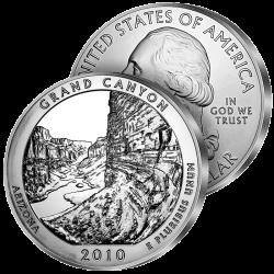 Monnaie Géante Arizona