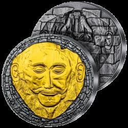 Le Masque d'Or d'Agamemnon