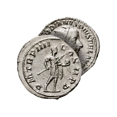 La Monnaie de l'Empereur Gordien III