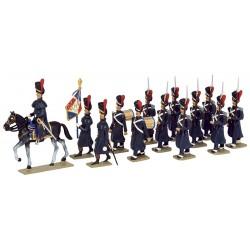 Les Grenadiers en Manteau