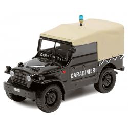 Rare 4x4 des Carabiniers 1959