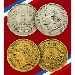 Les 5 Francs de 1946