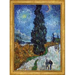 """Vincent van Gogh """"Route..."""