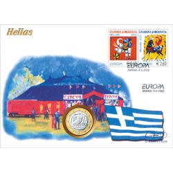 Set Prestige Euro Grèce