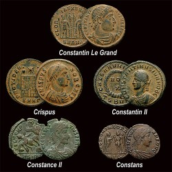 La Dynastie des Empereurs Chrétiens