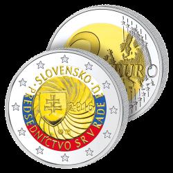 2 Euros Slovaquie 2016 en...