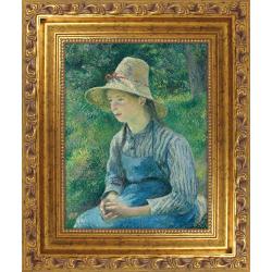 "Camille Pissaro ""Jeune..."
