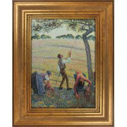 "Camille Pissaro ""Récolte..."