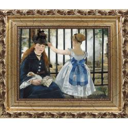 """Édouard Manet """"Le Chemin de..."""