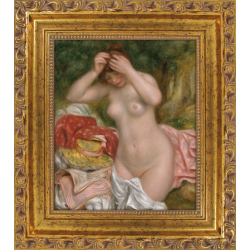 "Auguste Renoir ""Baigneuse"""