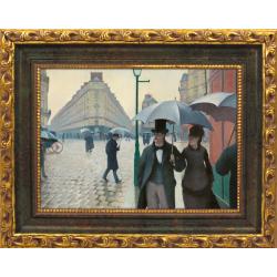 "Gustave Caillebotte ""Rue de..."