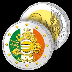 2 Euros Irlande 2012 en...