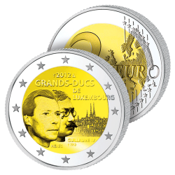 2 Euros Luxembourg 2012 –...