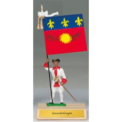 Figurine Région Guadeloupe