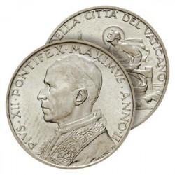 Vatican Argent 1939-1941