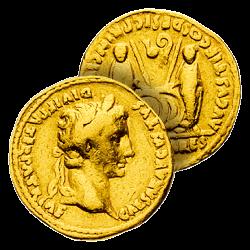 L'Aureus de l'Empereur Auguste