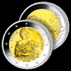 2 Euros Vatican 2021 – Le...