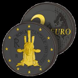 2€ Rare Rome, la Ville...