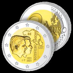 2 Euros Belgique 2021 –...