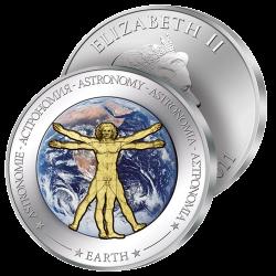 Dollar Astronomie – La Terre