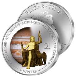Dollar Astronomie – Jupiter
