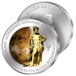 Dollar Astronomie – Pluton