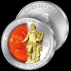 Dollar Astronomie – Le Soleil