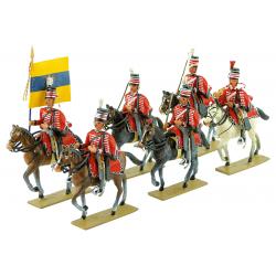 Les Hussards Rouges de Blücher