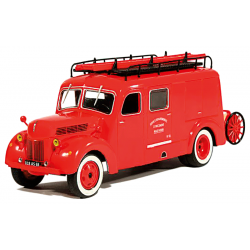 Ford Pompiers Français 1948
