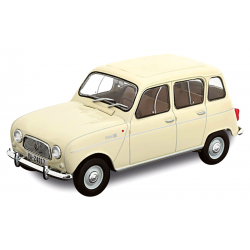 Renault 4L Crème type 1964