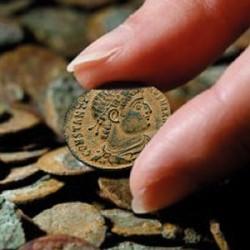 Les 10 Monnaies des Empereurs Romains - Le premier envoi