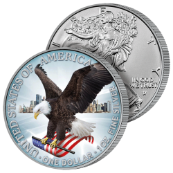 Nouveau Dollar Américain en...
