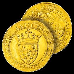 Écu d'Or de Charles VI
