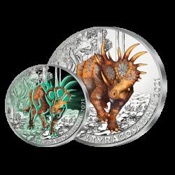 Le Styracosaure...