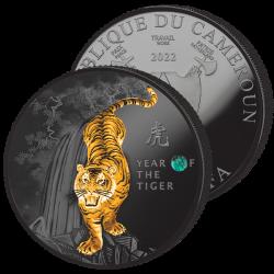 500 Francs Le Tigre...
